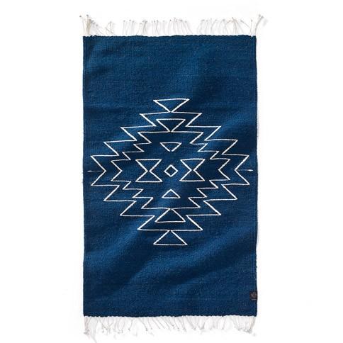 Teppich - Zapotec Minimal Mar 60 x 100 cm