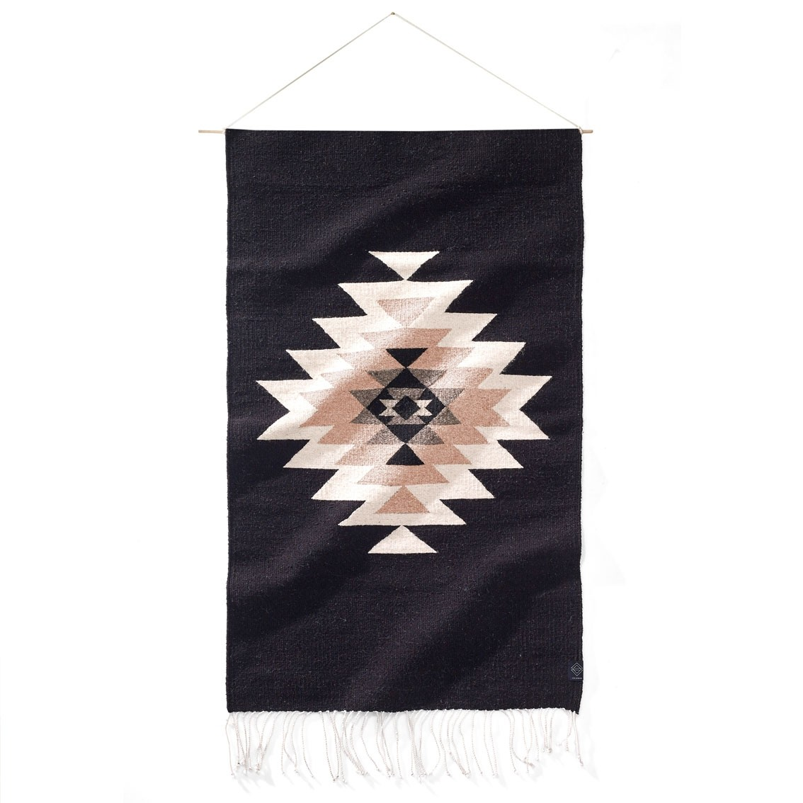 Wandteppich - Zapotec Tradicional Tierra 60 x 100 cm