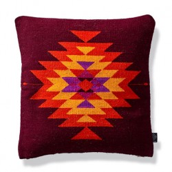 Kissen - Zapotec Tradicional Fuego