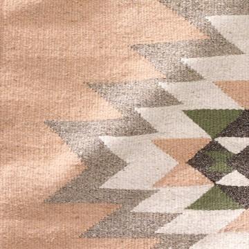 Teppich - Zapotec Tradicional Nube 80 x 150 cm