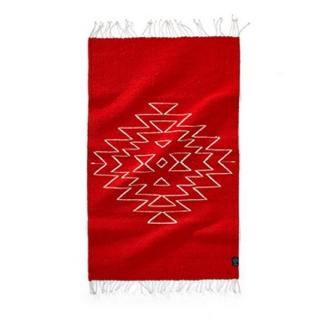Teppich - Zapotec Minimal Fuego 60 x 100 cm
