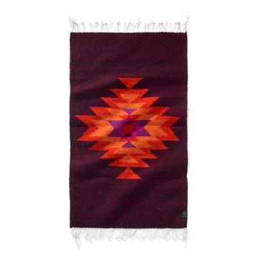 Teppich - Zapotec Tradicional Fuego 80 x 150 cm