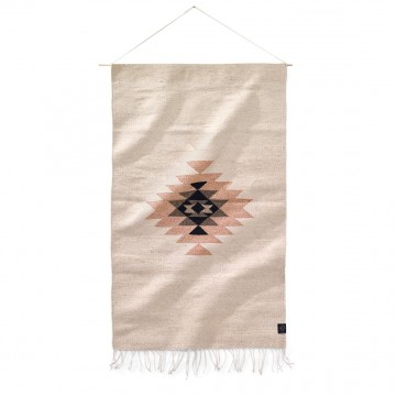 Wandteppich - Zapotec Tradicional Aire 60 x 100 cm
