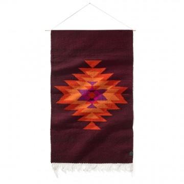 Wandteppich - Zapotec Tradicional Fuego 60 x 100 cm