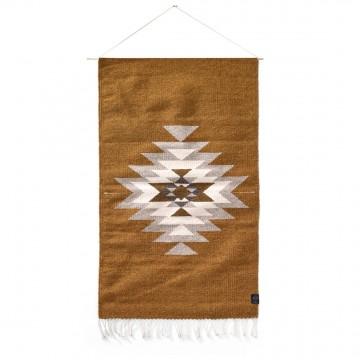 Wandteppich - Zapotec Tradicional Sol 60 x 100 cm